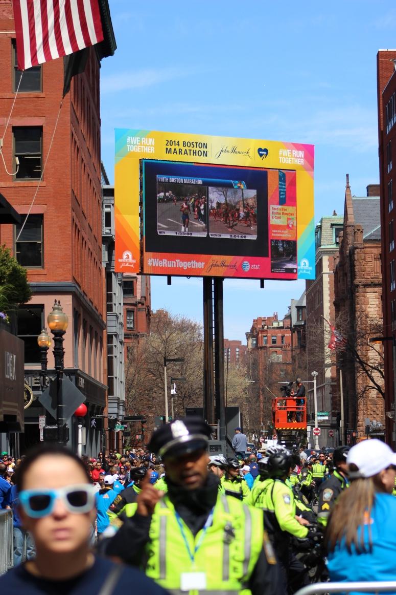 Marathon Day 2014
